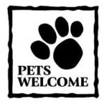 Pet's Welcome